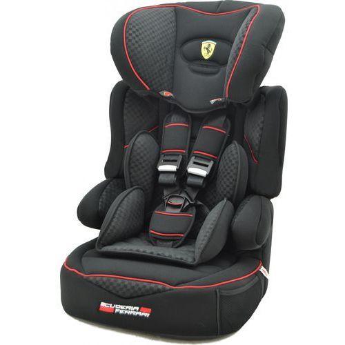 Ferrari fotelik samochodowy beline sp luxe black, 9-36 kg