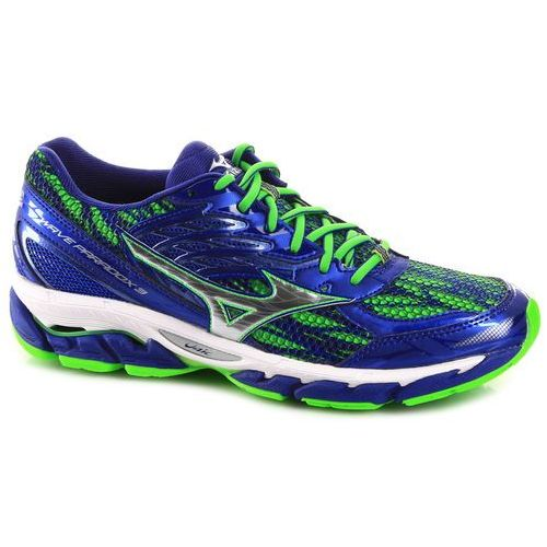 Mizuno Wave Paradox 3 Navy Blue/ Green