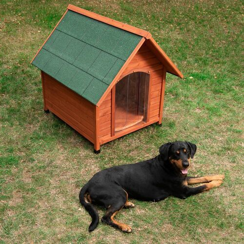 Buda dla psa Spike Komfort - S: gł. x szer. x wys.: 76 x 72 x 76 cm  Dostawa GRATIS + promocje  -5% Rabat dla nowych klientów (6942453320486)