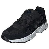originals trampki niskie 'yung 96' czarny / biały, Adidas, 42-44