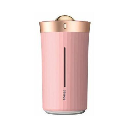 whale car&home humidifier | nawilżacz powietrza ultradźwiękowy z podświetleniem led lampka nocna 2w1 marki Baseus