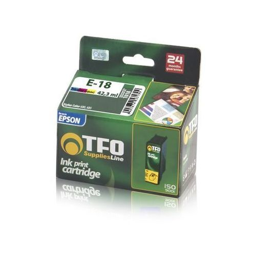 Tusz TFO E-18 (T018) 40.0ml do Epson Stylus Color 680, Stylus Color 685, 0000126190_ME TF1