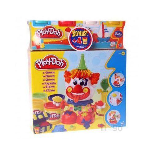 Play Doh Ciastolina Klaun 23010 + 4 tuby Gratis