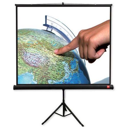Ekran na statywie 180x180cm avtek tripod pro 180 - matt white marki Vidis