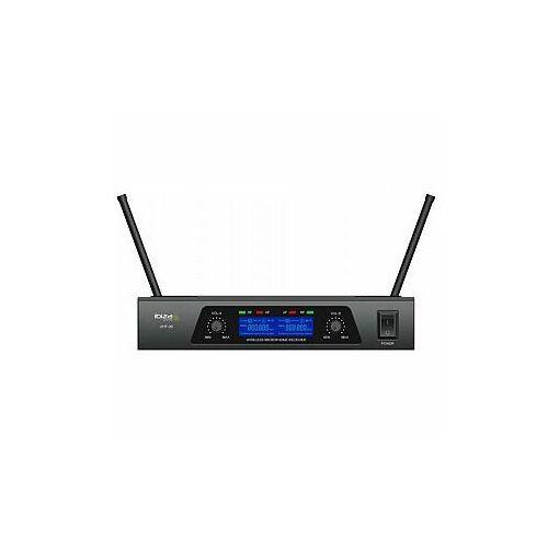 Ibiza sound uhf20 mikrofon bezprzewodowy uhf, zestaw (5420047125989)