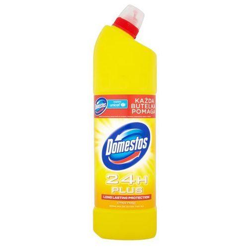 Płyn czyszcząco-dezynfekujący domestos 24h plus citrus fresh 1250 ml marki Unilever