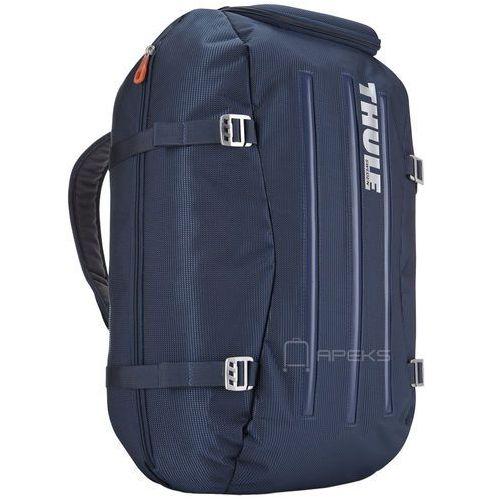 Thule crossover 40l torba podróżna / plecak turystyczny / dark blue - dark blue