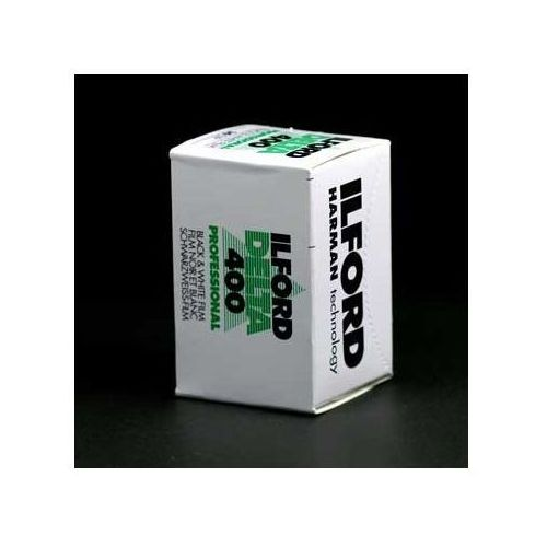 Ilford DELTA ISO 400/36 135 negatyw cz/b