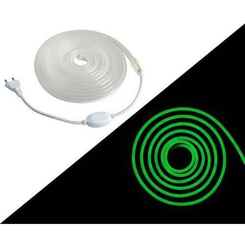 Zestaw LED Neon Flex 5m ECO zielony