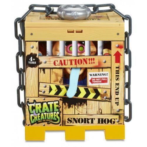 Maskotka crate creatures suprise, snort hog marki Mga