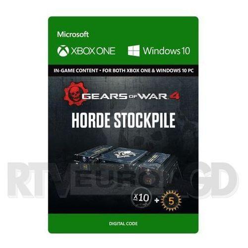Gears of War 4 - Składnica Hordy [kod aktywacyjny], 7LM-00011