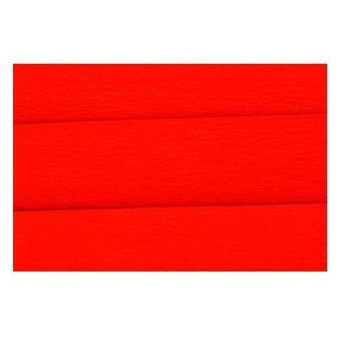 Bibuła marszczona ciemnopomarańczowa (5903364256371)