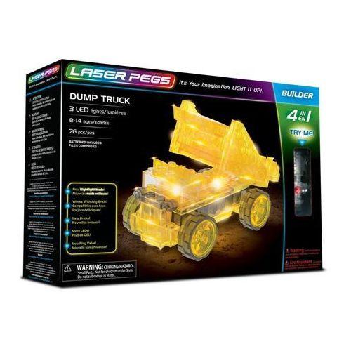 4 in 1 Dump Truck - Laser Pegs