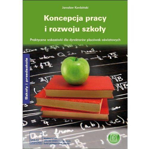 Koncepcja pracy i rozwoju szkoły (65 str.)