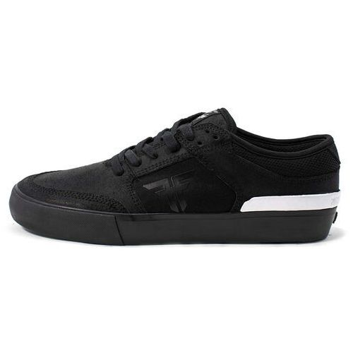 buty FALLEN - Ripper Chris Cole -Black/Black/White (BLACK-BLACK-WHITE) rozmiar: 42, kolor biały