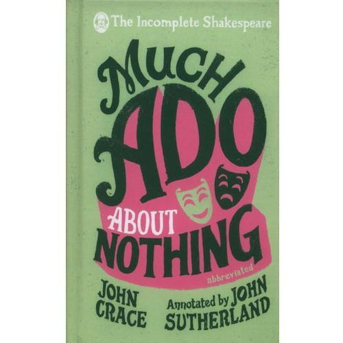 Incomplete Shakespeare: Much Ado About Nothing - Dostawa 0 zł, Penguin Books
