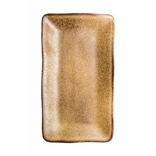 Półmisek prostokątny Brass | 275x155 mm