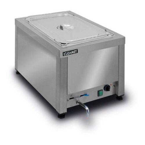 Bemar elektryczny stołowy 1xgn 1/1 200 mm bsn.1gn marki Lozamet