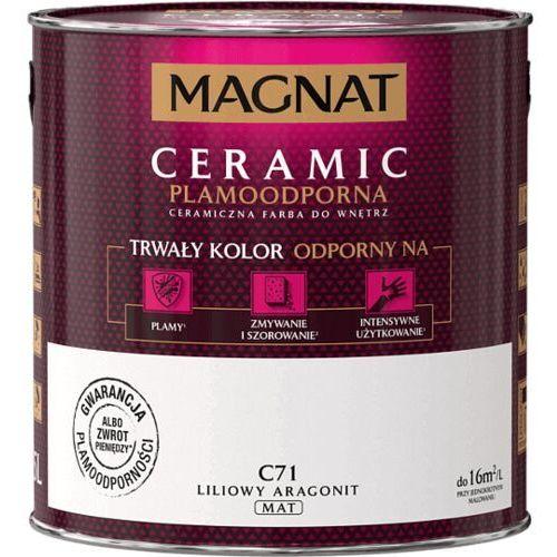 Ffil śnieżka s.a. Magnat ceramic c71 liliowy aragonit