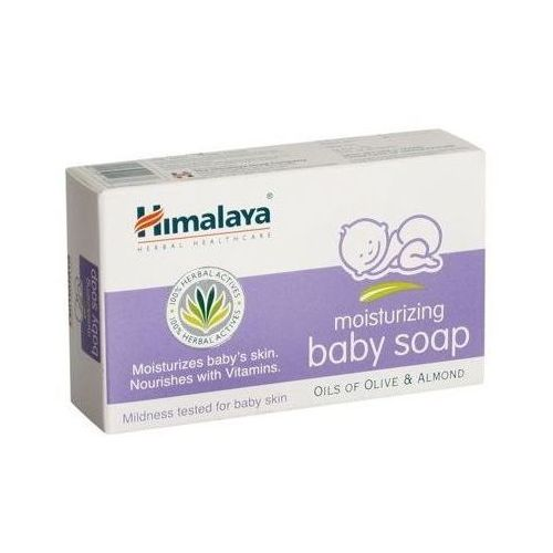 Himalaya Herbals nawilżające mydło dla dzieci 70g, 810