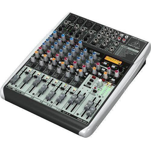 Behringer XENYX QX1204USB, towar z kategorii: Zestawy i sprzęt DJ