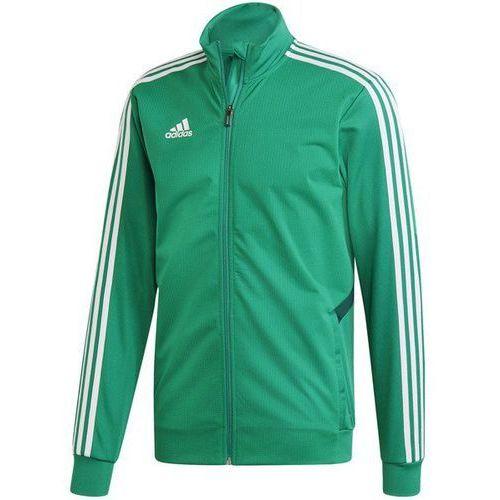 Adidas Bluza męska tiro 19 training jacket zielona dw4794
