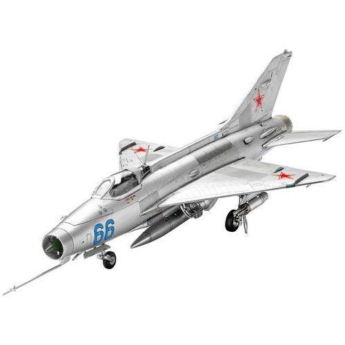 REVELL model samolotu MiG-21 F.13 1:72 (4009803889054)