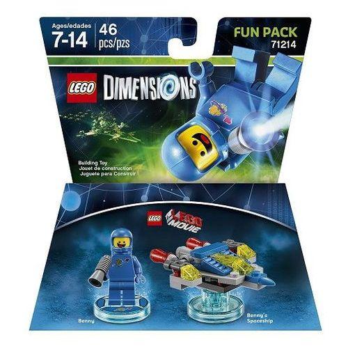 Avalanche studios Lego dimensions - lego movie fun pack 71214 benny
