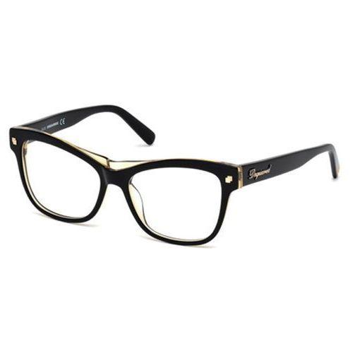Okulary Korekcyjne Dsquared2 DQ5196 003