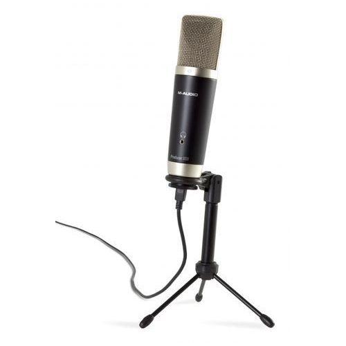 vocal studio mikrofon studyjny usb + oprogramowanie ignite marki M-audio