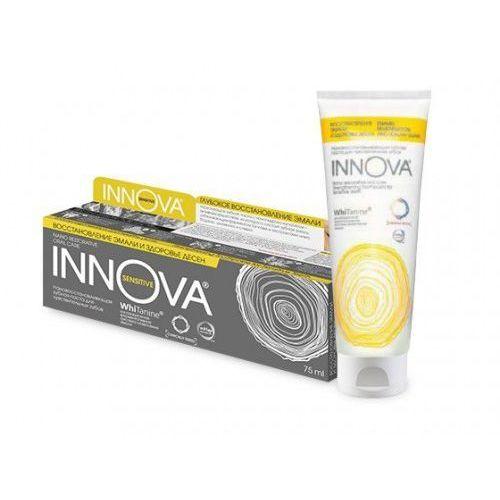 Innova sensitive pasta do zębów wrażliwych zdrowe szkliwo i dziąsła 75ml marki Splat