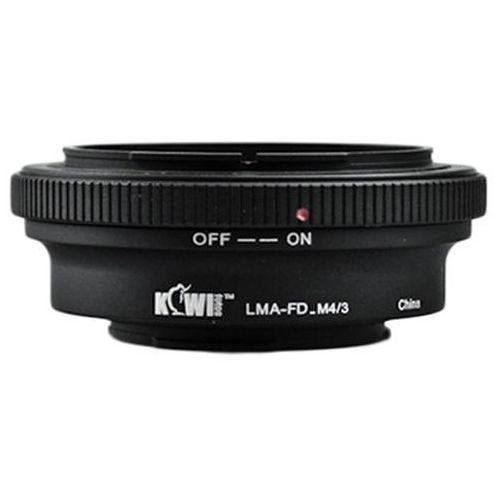 JJC Adapter bagnetowy Micro 4/3 / Canon FD - LMA-FD_M4/3