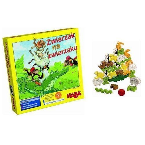 Haba Gra - zwierzak na zwierzaku (wer. pl) (4010168034492)