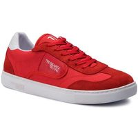 Sneakersy - 77a00144 red r150, Trussardi jeans, 40-46
