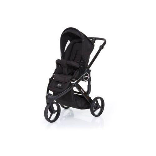 ABC DESIGN Wózek dziecięcy Cobra plus black-black, stelaż black / siedzisko black (4045875037726)