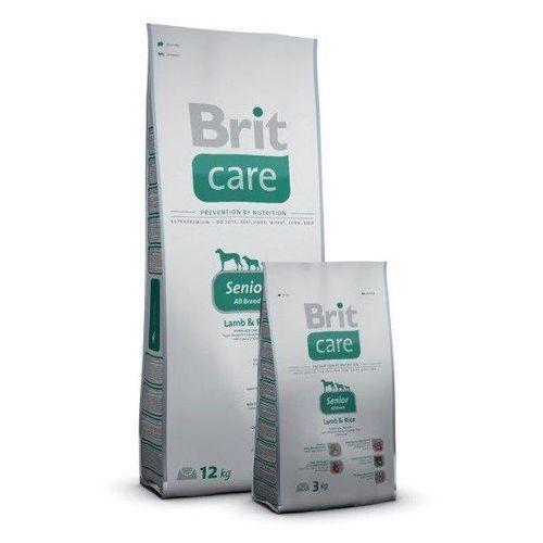 Brit  care senior all breed 3 kg - darmowa wysyłka od 99 zł (8594031442332)