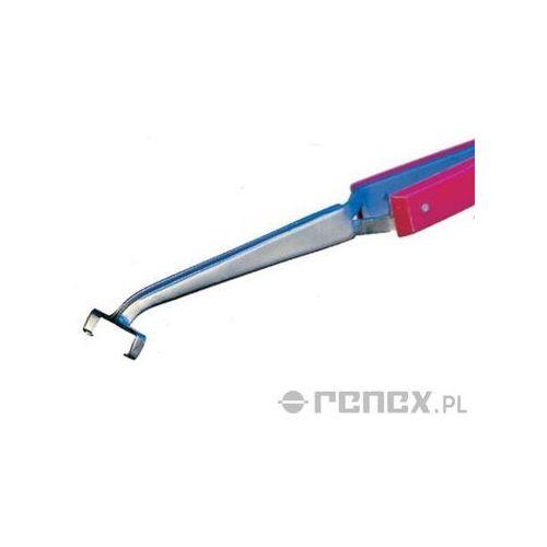 Pęseta do pcb 30d/16 sa (długość: 152 mm) marki Piergiacomi sud s.r.l.,