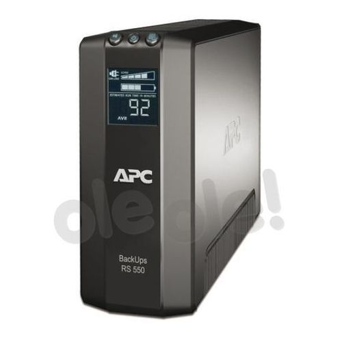 APC BR550GI - produkt w magazynie - szybka wysyłka! z kategorii Zasilacze UPS