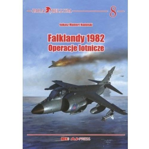 Falklandy 1982. Operacje Lotnicze (opr. twarda)