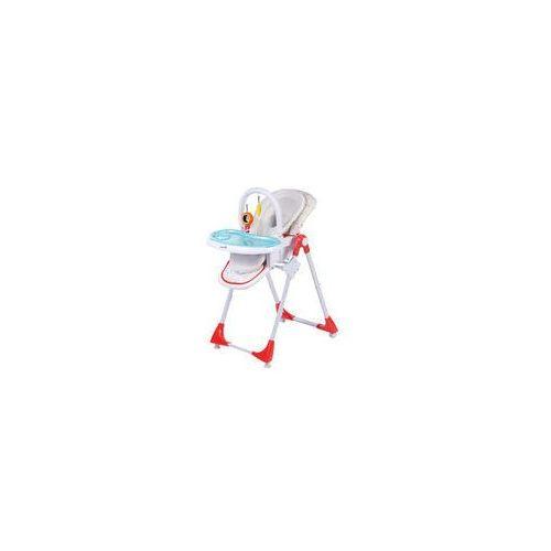 Safety 1st Krzesełko do karmienia kiwi 3w1  (red line)