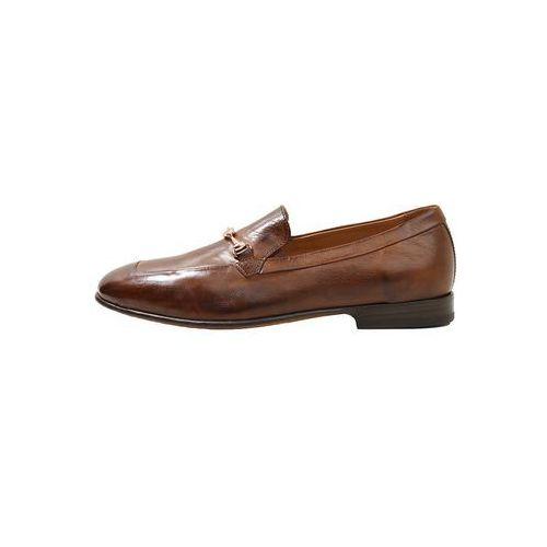 Camerlengo Eleganckie buty taupe, Z14563TUCTTA700