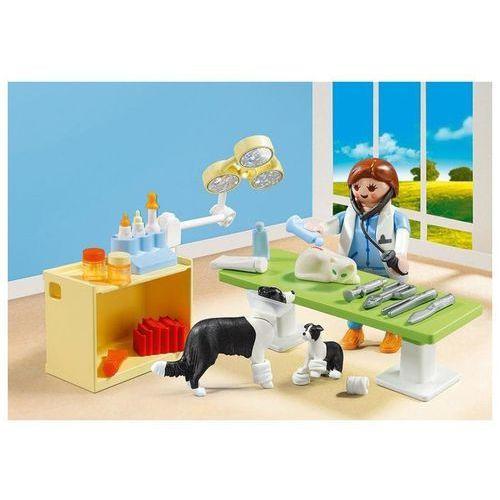 Playmobil WALIZKA Walizka - weterynarz 5653