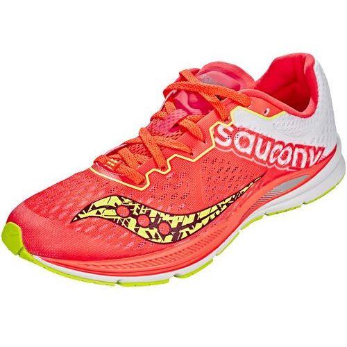 Saucony FASTWITCH Obuwie do biegania treningowe cacaca, kolor czerwony