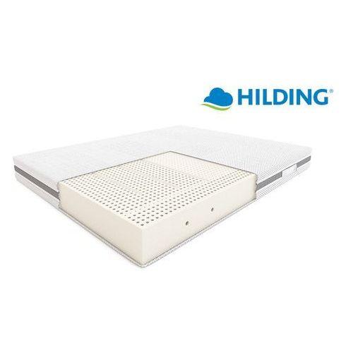 melody – materac lateksowy, piankowy, rozmiar - 140x200, pokrowiec - hybrid wyprzedaż, wysyłka gratis marki Hilding