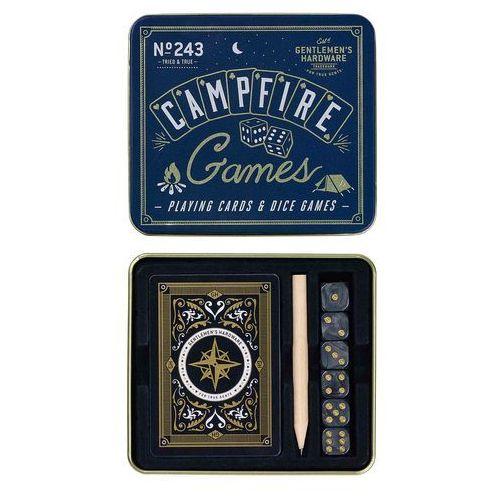 Zestaw gier Campfire karty, kości, GEN243