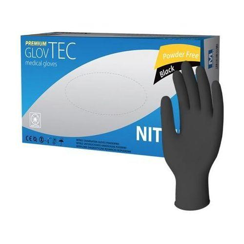 rękawice premium nitrylowe 10szt. - różne rozmiary marki Glovtec