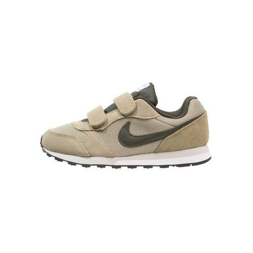 Nike Sportswear MD RUNNER 2 Tenisówki i Trampki neutral olive/sequoia/light blue fury