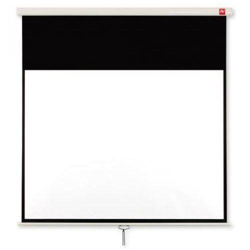 ekran ścienny ręczny video 200bt/4:3/196x146.5cm/matt white - bez zakładania konta - ekspresowe zakupy! marki Avtek