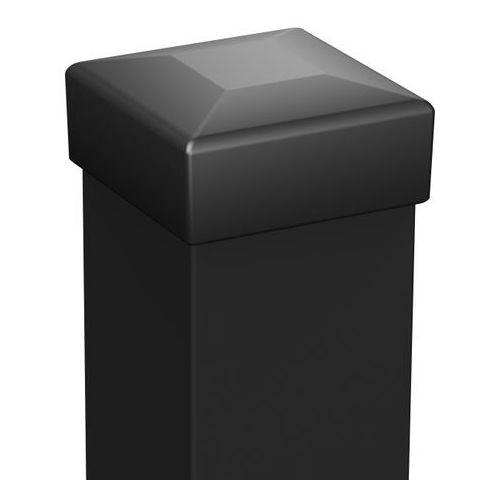 Polargos Słupek 215 x 7 x 7 cm ocynk malowany (5903427745712)