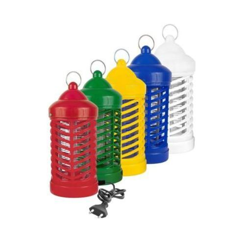 Bioogród Lampa owadobójcza 730107 czerwony